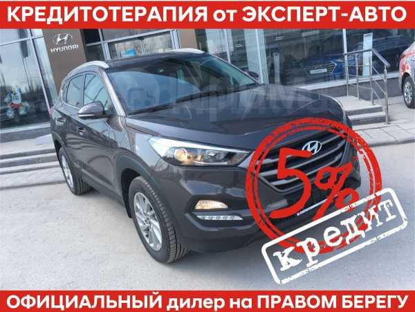 Hyundai Tucson, 2018 год, 1 554 000 руб.