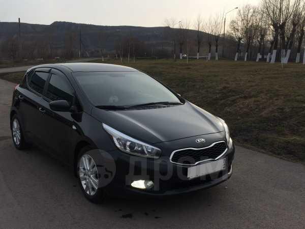 Kia cee'd, 2015 год, 790 000 руб.