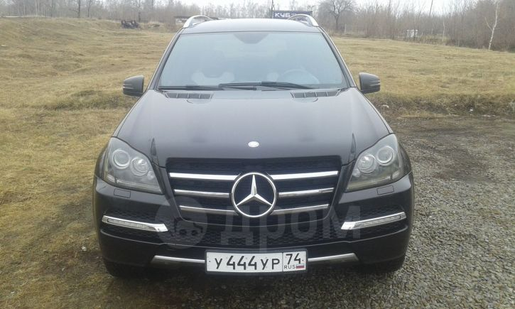 Mercedes-Benz GL-Class, 2012 год, 1 650 000 руб.