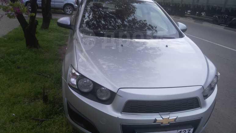 Chevrolet Aveo, 2012 год, 460 000 руб.