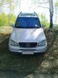 Mercedes-Benz M-Class, 1998 год, 255 000 руб.