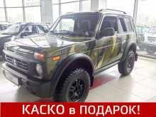 Новосибирск 4x4 Бронто 2018