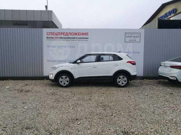 Hyundai Creta, 2018 год, 939 900 руб.