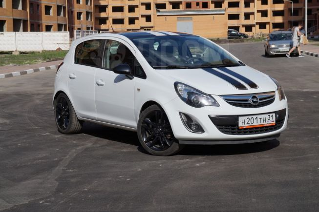 Opel Corsa, 2013 год, 495 000 руб.