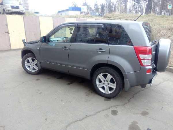Suzuki Escudo, 2005 год, 560 000 руб.