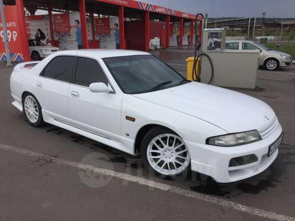 Nissan Skyline, 1997 год, 240 000 руб.
