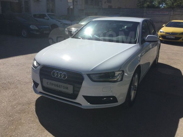 Audi A4, 2013 год, 845 000 руб.