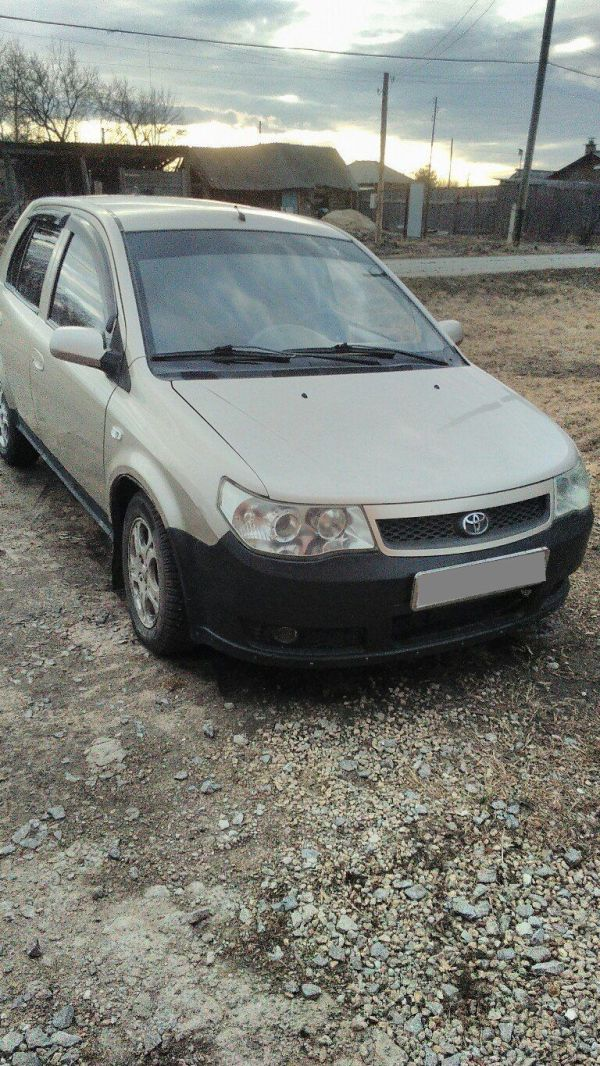 FAW Vita, 2007 год, 105 000 руб.