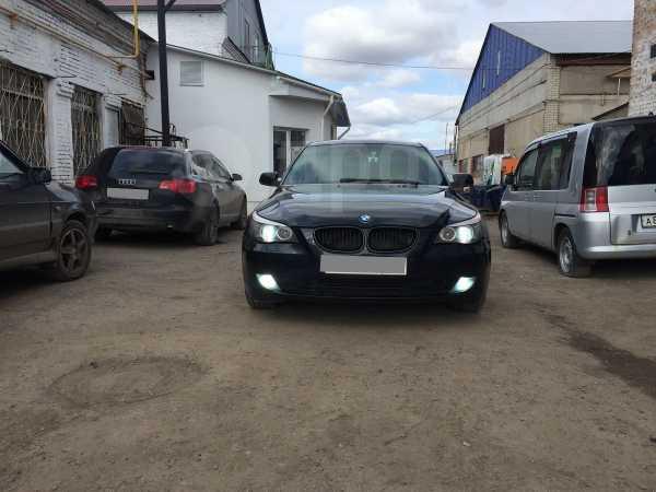 BMW 5-Series, 2008 год, 690 000 руб.