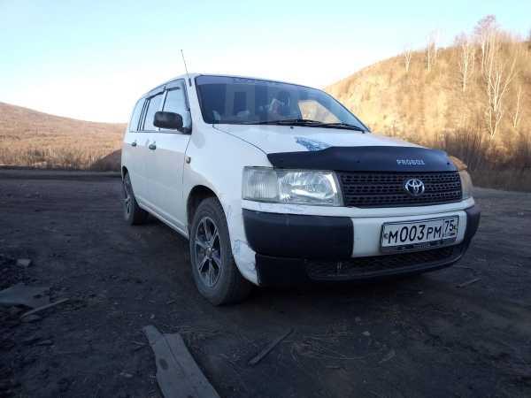 Toyota Probox, 2002 год, 287 000 руб.