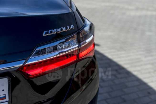 Toyota Corolla, 2016 год, 1 190 000 руб.