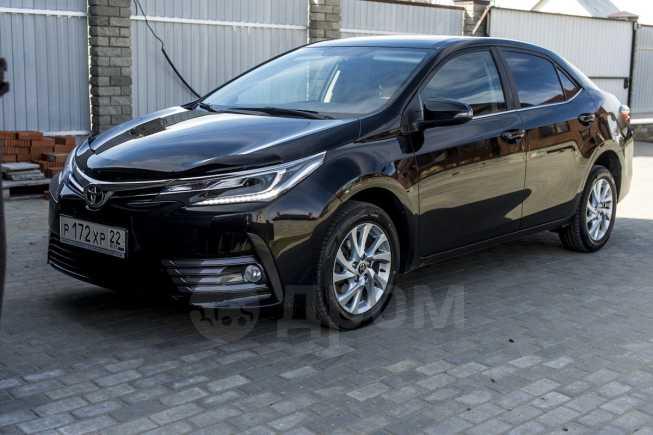 Toyota Corolla, 2016 год, 1 135 000 руб.