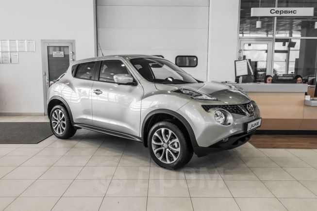 Nissan Juke, 2017 год, 1 265 000 руб.