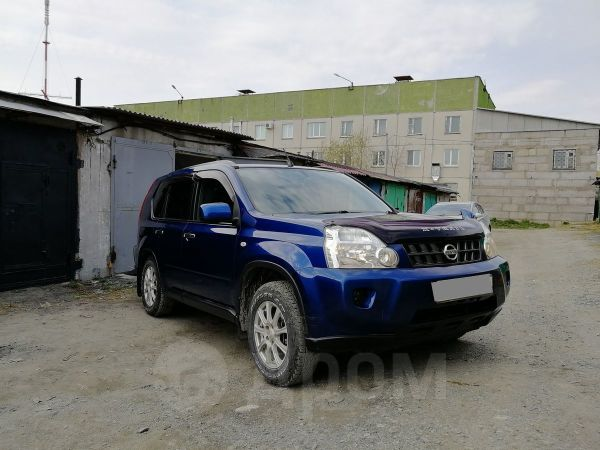 Nissan X-Trail, 2009 год, 820 000 руб.