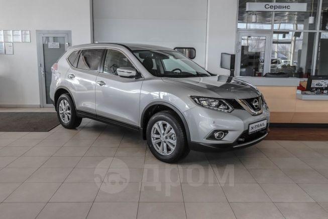 Nissan X-Trail, 2018 год, 1 749 000 руб.