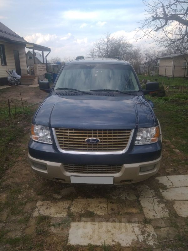 Ford Expedition, 2004 год, 330 000 руб.