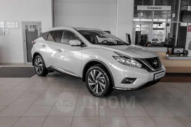 Nissan Murano, 2018 год, 2 969 000 руб.