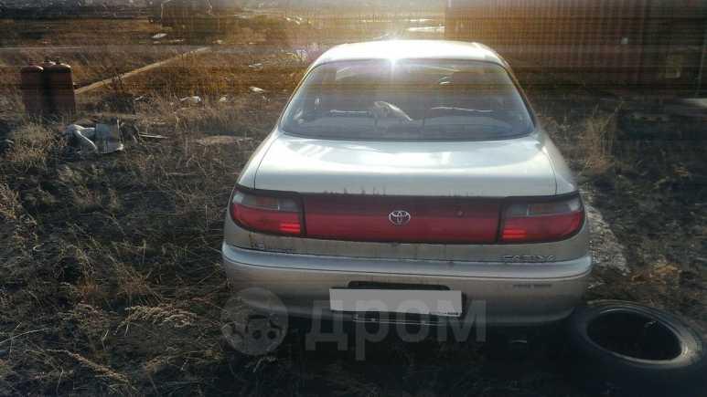 Toyota Carina, 1993 год, 40 000 руб.