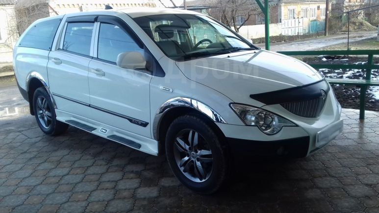 SsangYong Actyon Sports, 2011 год, 620 000 руб.