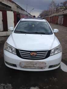 Барнаул Emgrand EC7 2012