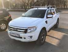 Екатеринбург Ranger 2012