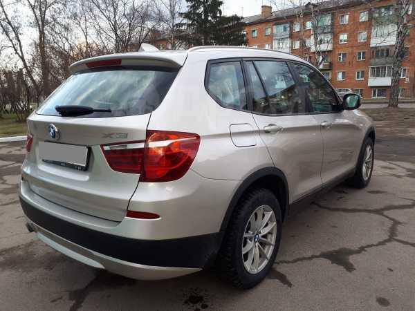 BMW X3, 2014 год, 1 749 000 руб.