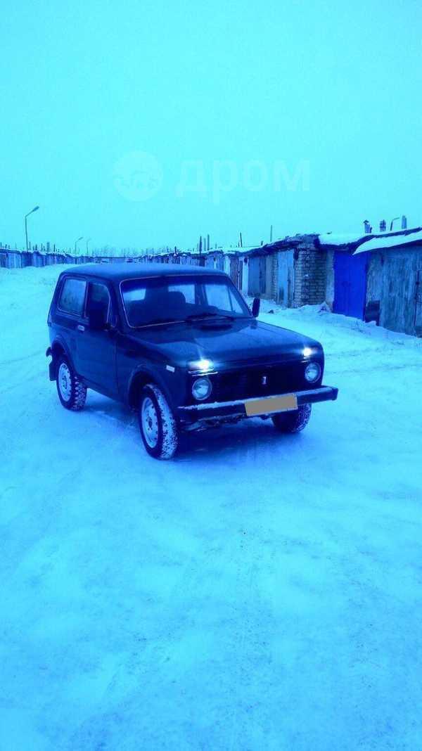 Лада 4x4 2121 Нива, 1990 год, 40 000 руб.