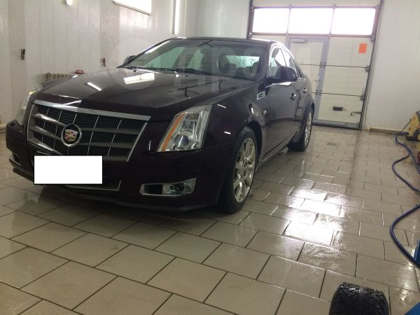 Cadillac CTS, 2008 год, 620 000 руб.