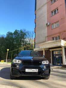 BMW X6, 2016 г., Москва