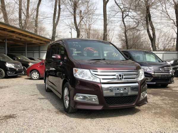 Honda Stepwgn, 2011 год, 1 059 000 руб.