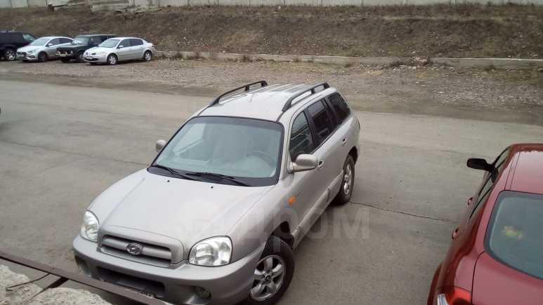 Hyundai Santa Fe Classic, 2007 год, 405 000 руб.