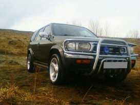 Бийск Pathfinder 1999