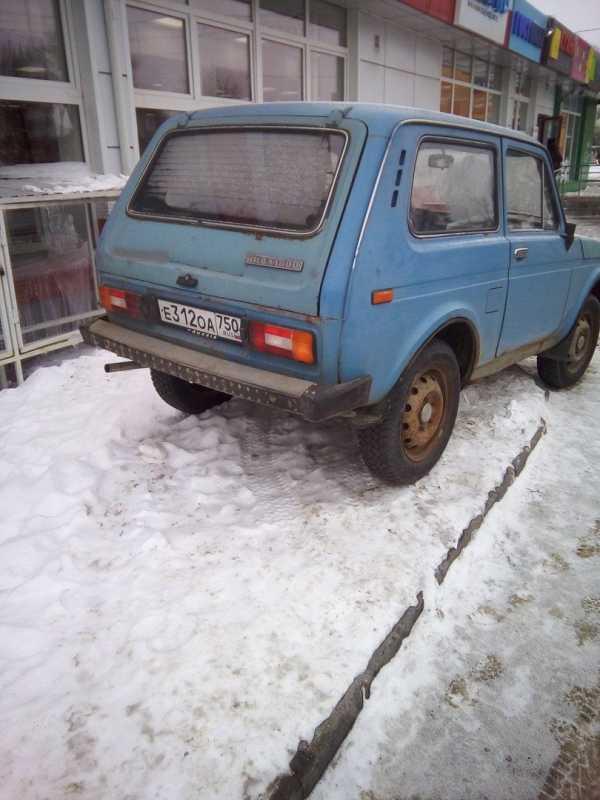 Лада 4x4 2121 Нива, 1982 год, 35 000 руб.
