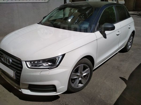 Audi A1, 2015 год, 900 000 руб.