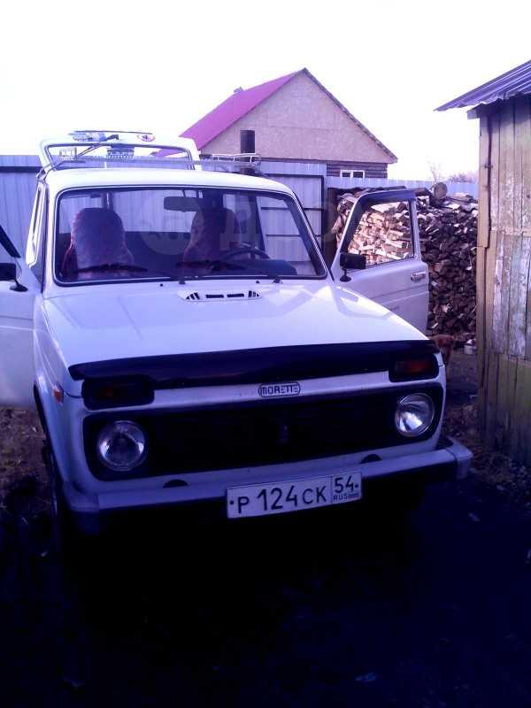 Лада 4x4 2121 Нива, 2005 год, 150 000 руб.