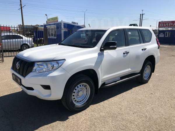 Toyota Land Cruiser Prado, 2018 год, 2 323 000 руб.