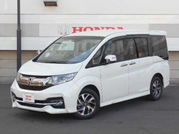 Honda Stepwgn, 2016 год, 1 339 000 руб.