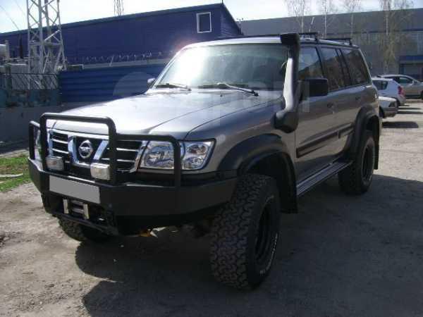 Nissan Patrol, 2004 год, 1 470 000 руб.