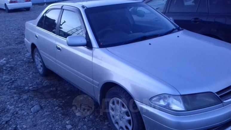 Toyota Carina, 2001 год, 215 000 руб.