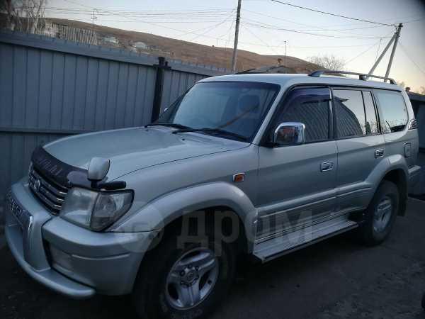 Toyota Land Cruiser Prado, 2001 год, 870 000 руб.