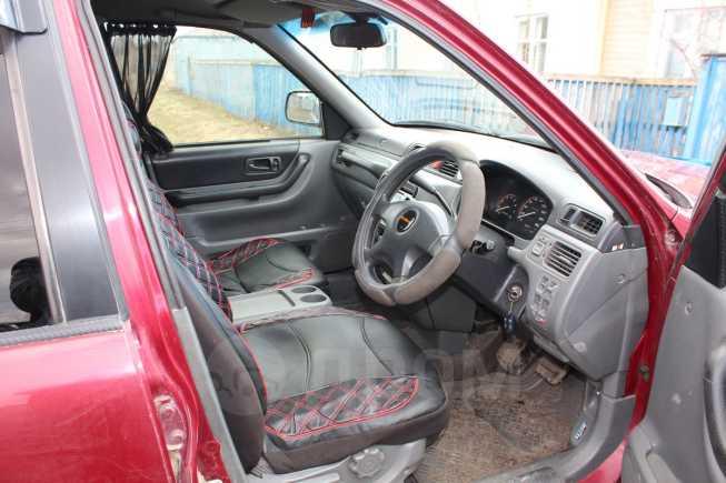 Honda CR-V, 1996 год, 265 000 руб.