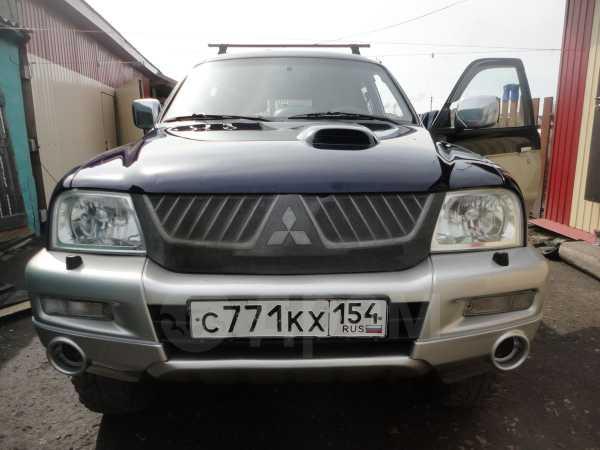 Mitsubishi L200, 2005 год, 625 000 руб.