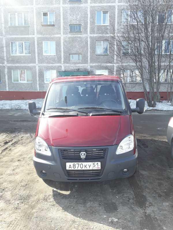 ГАЗ 2217, 2015 год, 922 000 руб.