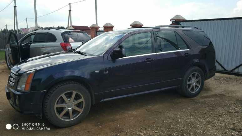 Cadillac SRX, 2003 год, 400 000 руб.