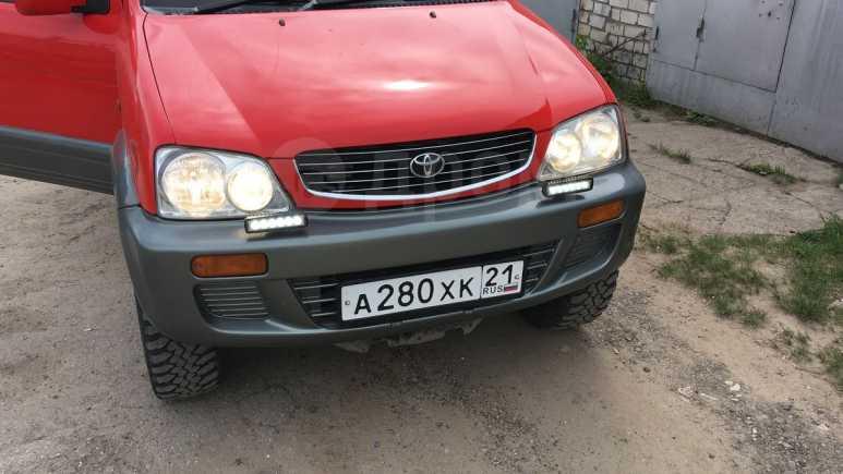 Toyota Cami, 1999 год, 205 000 руб.