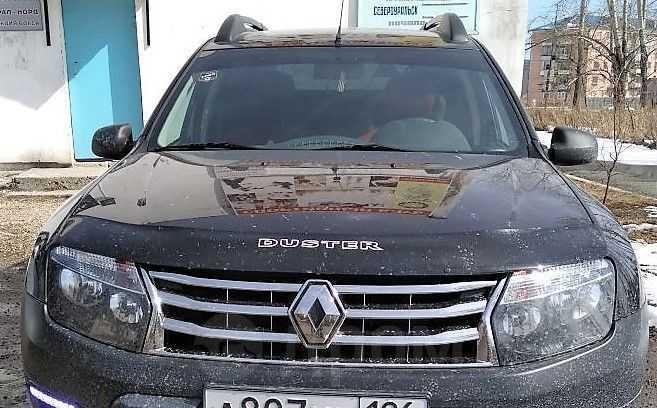 Renault Duster, 2014 год, 540 000 руб.