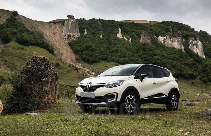 Renault Kaptur, 2018 год, 1 217 980 руб.