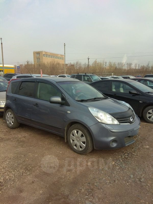 Nissan Note, 2011 год, 445 000 руб.