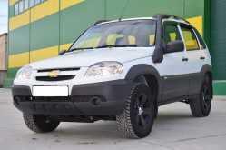 Chevrolet Niva, 2016 г., Новосибирск