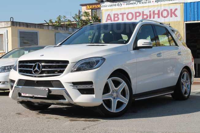 Mercedes-Benz M-Class, 2014 год, 2 350 000 руб.